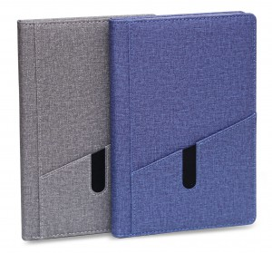 ST 1355 NOTE BOOK WITH POUCH